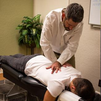 Chiropractor San Antonio TX Keith Taylor